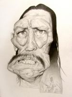 Danny Trejo Small by Damion009