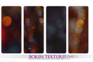 Bokeh Textures 2 by Resources-fantasy