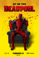 Deadpool by ilya95983