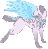 seraph / auction / closed by Trix-Adoptions