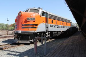 Western Pacific #913 by Winter-218