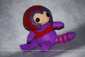 X-men Magneto by icanhazcuteness