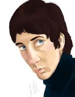 Pete Townshend by greengal14