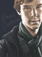 Benedict Gingerbatch by EmmilyTM