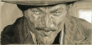 Lee Van Cleef by Metek09