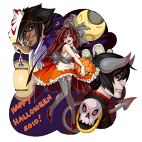 halloween 2010 by Apomix