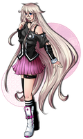 Vocaloid IA by Dark3li