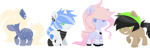 Mlp Adoptables - closed Auction - by BIueMoon