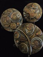 Gallifrey Speaks - Language of the Timelords by FireVerseCeramics