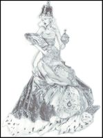 Dior Couture by zeemenace