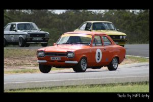 Ford Escort MkI, MkII, RS2000 by matt-chops