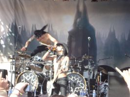 Black Veil Brides - Drums and Whiskey by DiscoverySoul