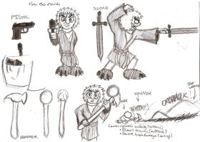 TWEK Construction 7: Weapons by The-Land-Shark