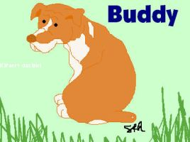 Buddy-MSPaint by faery-dustgirl