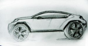 SUV concept by akkigreat