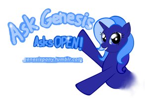 Ask Genesis OPEN by AnScathMarcach