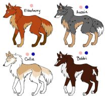 Wolf Breeders 9: OPEN by NewHopeRescue