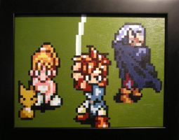 Chrono Trigger Trio by gfball84887