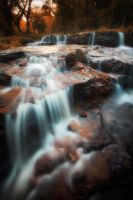 Waterfall by carlosthe
