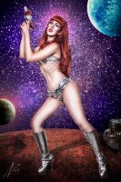 Scarlett Space Dame by falt-photo