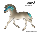 ID 1387 - Foal Design by ReQuay