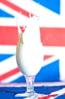 A splash of british by pqphotography