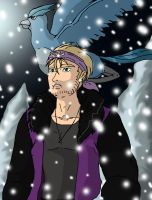 Kagato and Articuno by VorpalRaven