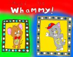 Little Tom and Little Jerry as Whammies by ThrillingRaccoon