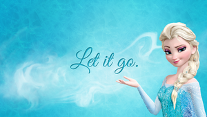 Let it go by LisaEmisa