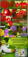 Act I page 4 by Fire-Flame-Fan