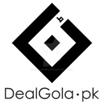 Logo - DealGola by Adbawany