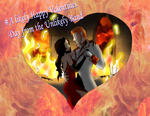 Unlikely Valentine: Cinders and Ashes by Omnipotrent