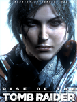 Game Official wallpaper - Rise of the Tomb Raider by nses117