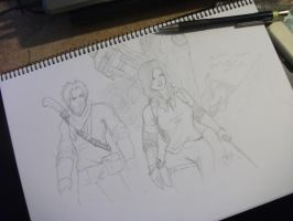 Daily Sketch 07/02/2014 by FactionFighter