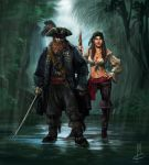 Pirates by TheBeke