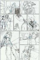 Ghost Rider sequential pg2 by RadPencils