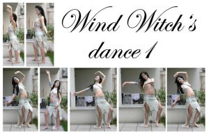 wind witch's dance1 by syccas-stock