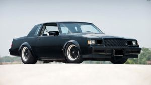 Buick GNX '87 HD by HAYW1R3
