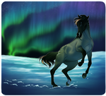 Northern Lights by Stal-HindeHei