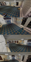 Minecraft Castle Bedroom Screenshots by Lyra-Elante