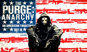 The Purge: Anarchy Vector Wallpaper 2 by elclon