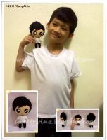 My Nephew Plushie.. by SongAhIn