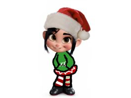 Christmas Avatar by WDisneyRP-Vanellope