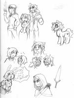 Sketch page number: Ilosttrackalongtimeago. by Ruxikah