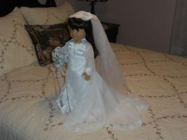 Wedding Doll by PropheticDreamer