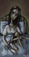 Alice in Asylum - Collab by Mish87