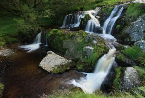 Slow Exposure Falls by twilliamsphotography