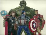 Avengers by donna-j