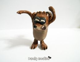 Rigby by BarelyCreative