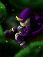 Espio in the night by knumesha